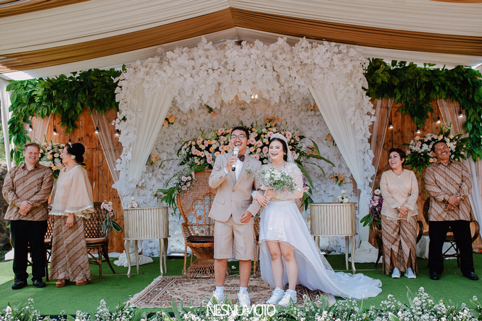the wedding of monic by HIFI Studio - 002