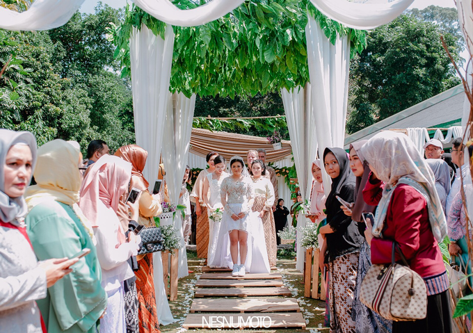 the wedding of monic by HIFI Studio - 001