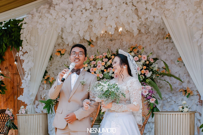 the wedding of monic by HIFI Studio - 003
