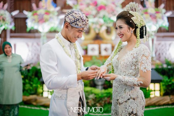 the wedding of Azmi by hifistudio - 001