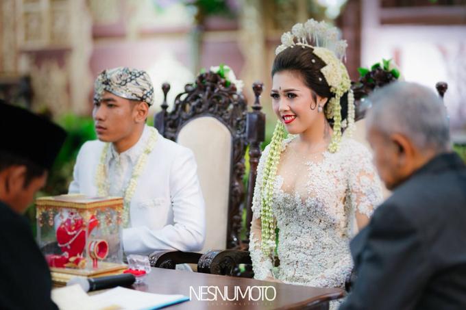 the wedding of Azmi by hifistudio - 002