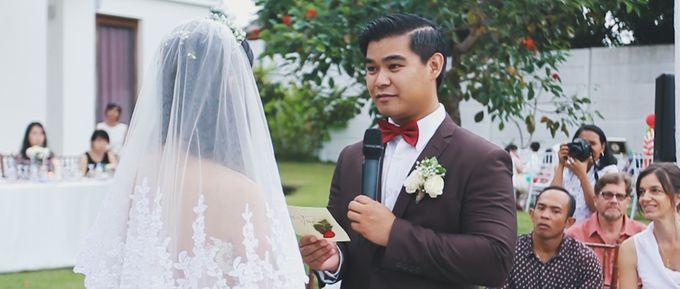 Natalia & RJ Wedding by Jackharper Wedding - 009