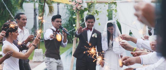 Natalia & RJ Wedding by Jackharper Wedding - 013