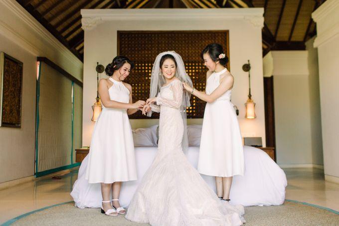The Wedding of Prescy & Hermawan by Bali Eve Wedding & Event Planner - 017