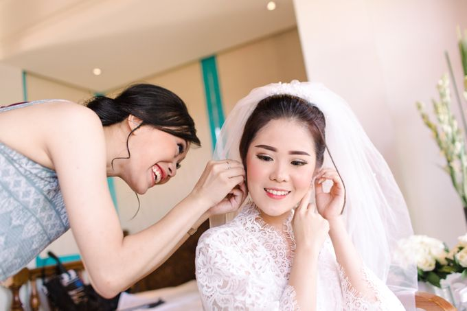 The Wedding of Prescy & Hermawan by Bali Eve Wedding & Event Planner - 022