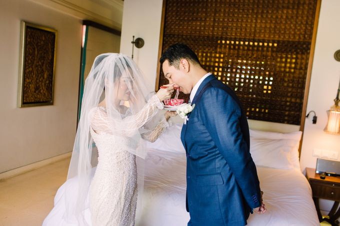 The Wedding of Prescy & Hermawan by Bali Eve Wedding & Event Planner - 013