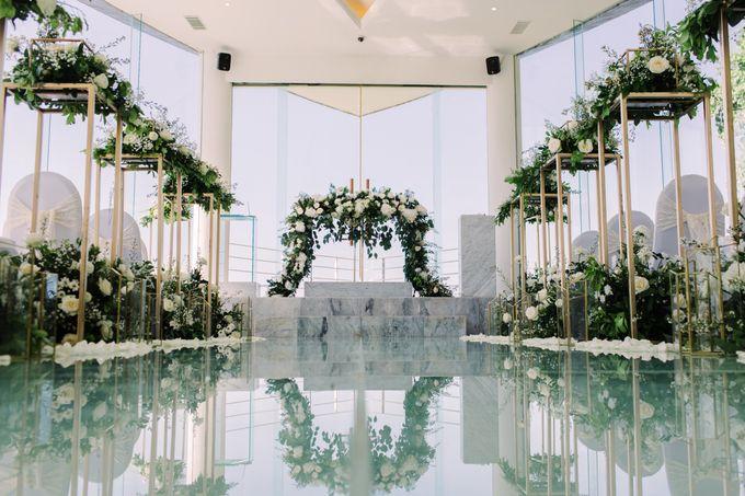 The Wedding of Prescy & Hermawan by Bali Eve Wedding & Event Planner - 011