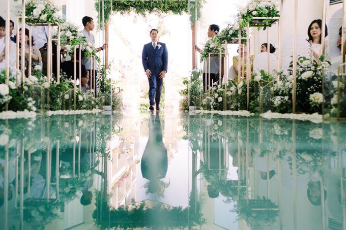 The Wedding of Prescy & Hermawan by Bali Eve Wedding & Event Planner - 010