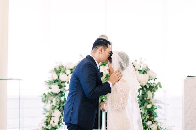 The Wedding of Prescy & Hermawan by Bali Eve Wedding & Event Planner - 002