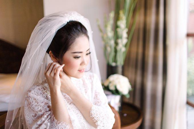 The Wedding of Prescy & Hermawan by Bali Eve Wedding & Event Planner - 020