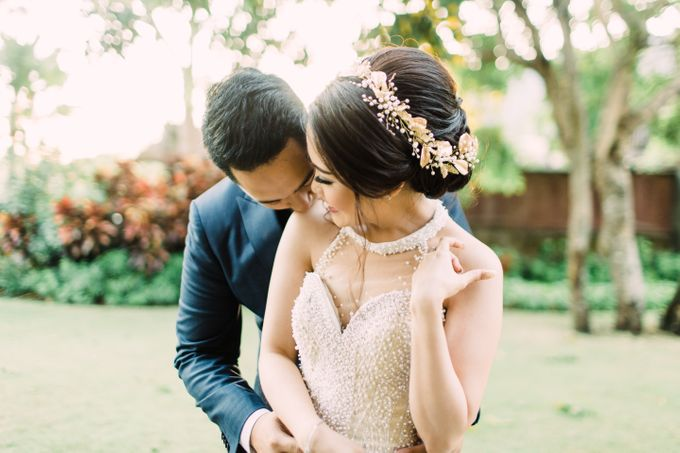 The Wedding of Prescy & Hermawan by Bali Eve Wedding & Event Planner - 009