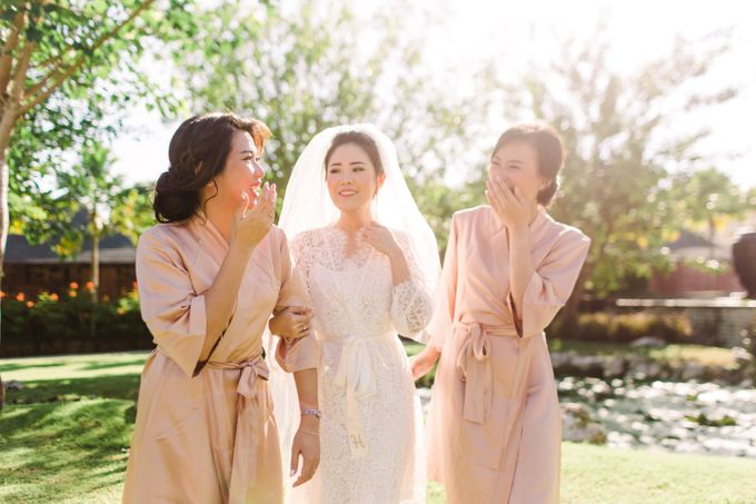 The Wedding of Prescy & Hermawan by Bali Eve Wedding & Event Planner - 018