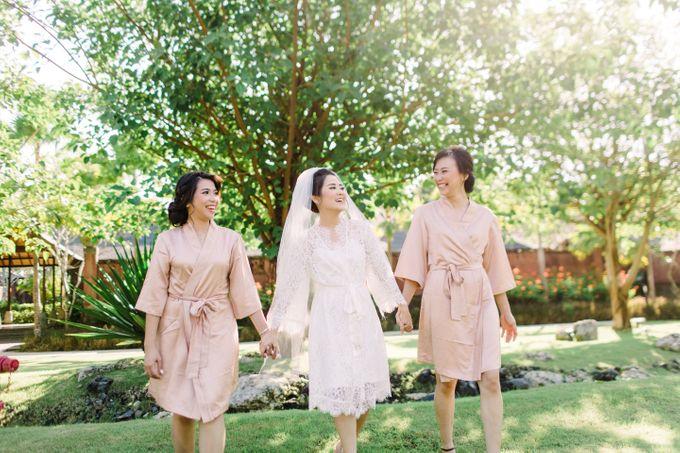 The Wedding of Prescy & Hermawan by Bali Eve Wedding & Event Planner - 016
