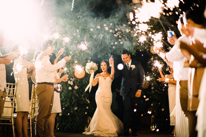 The Wedding of Prescy & Hermawan by Bali Eve Wedding & Event Planner - 007