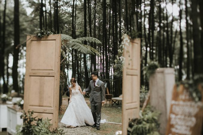 The Wedding of Alfred & Mega by KAIA Cakes & Co. - 015