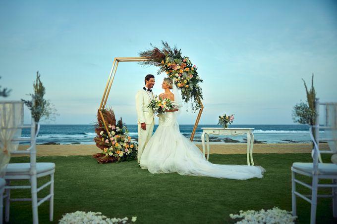 Wiwaha Wedding at Hilton Bali Resort by Hilton Bali Resort - 001
