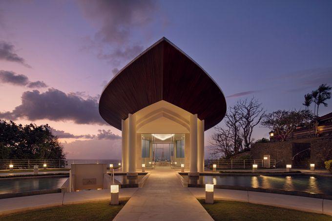 Wiwaha Wedding Venue by Hilton Bali Resort - 002