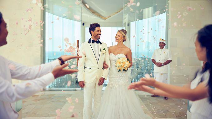 Wiwaha Wedding at Hilton Bali Resort by Hilton Bali Resort - 004