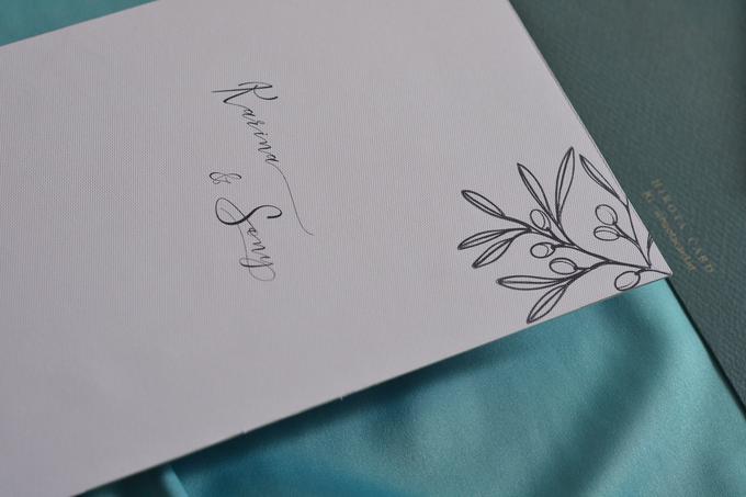 Karina & Sony by Hirota Card - 003