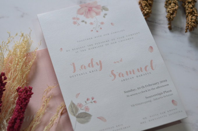 Lady & Samuel by Hirota Card - 003