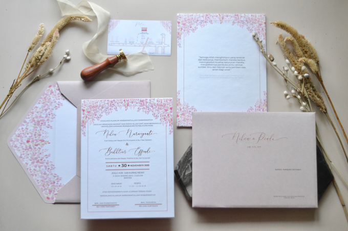 Niken & Pendi by Hirota Card - 001