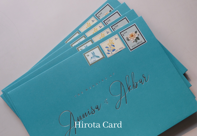 Annisa & Akbar by Hirota Card - 014