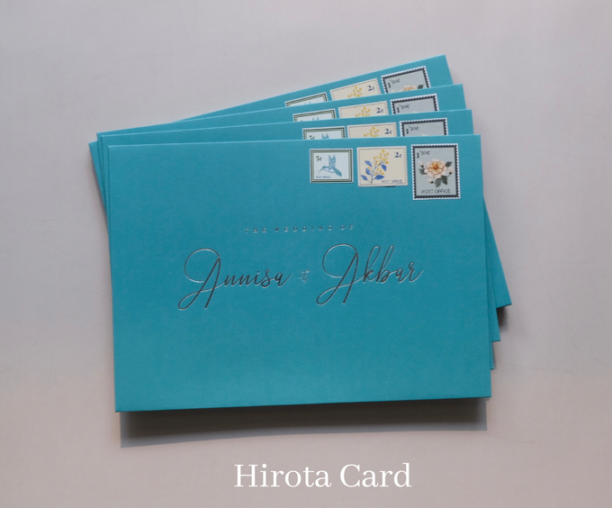 Annisa & Akbar by Hirota Card - 016