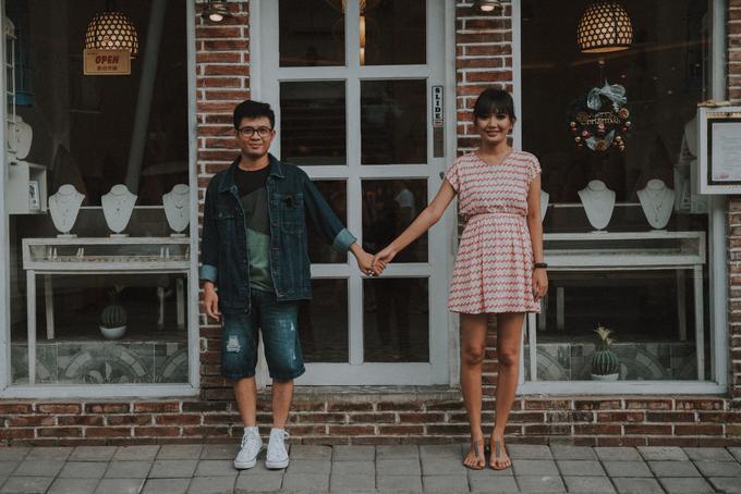 The Prewedding of Reny & Lius by Historia Wedding Planner - 003