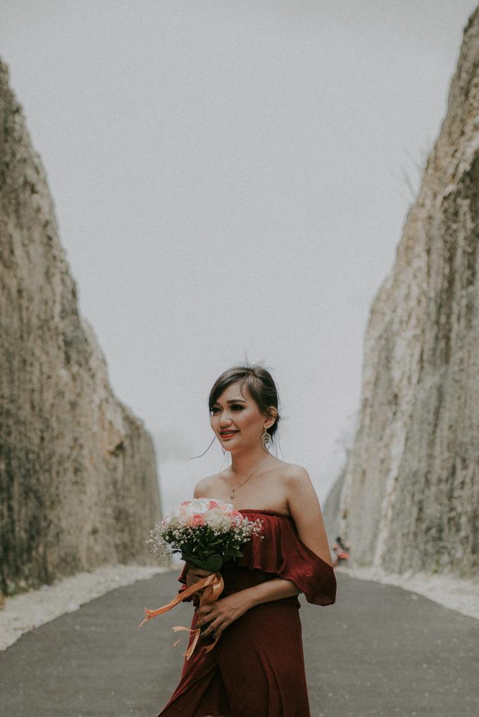 The Prewedding of Reny & Lius by Historia Wedding Planner - 009