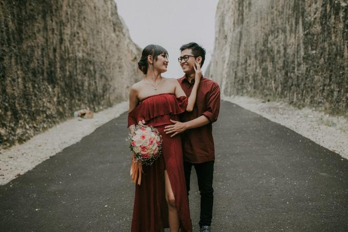 The Prewedding of Reny & Lius by Historia Wedding Planner - 010