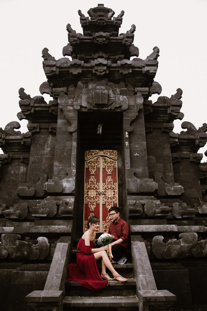 The Prewedding of Reny & Lius by Historia Wedding Planner - 011
