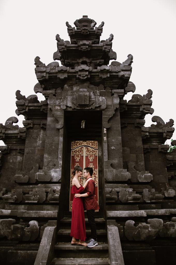 The Prewedding of Reny & Lius by Historia Wedding Planner - 012