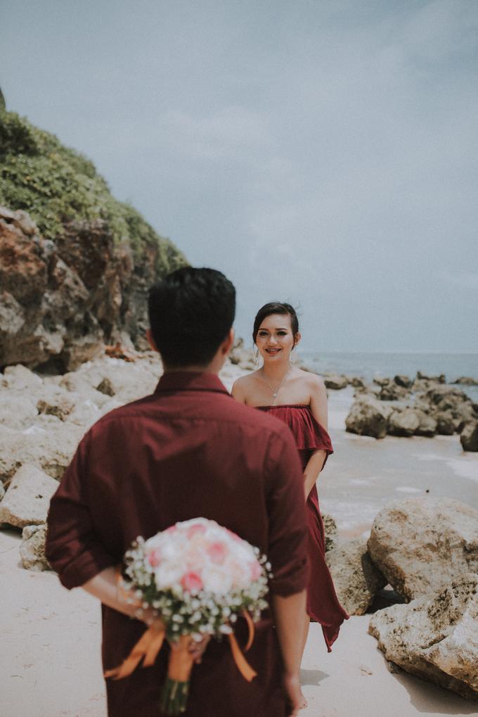The Prewedding of Reny & Lius by Historia Wedding Planner - 014