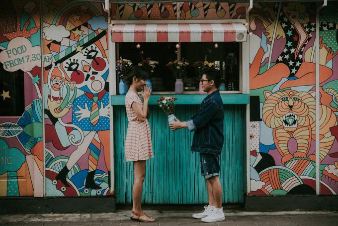 The Prewedding of Reny & Lius by Historia Wedding Planner - 016