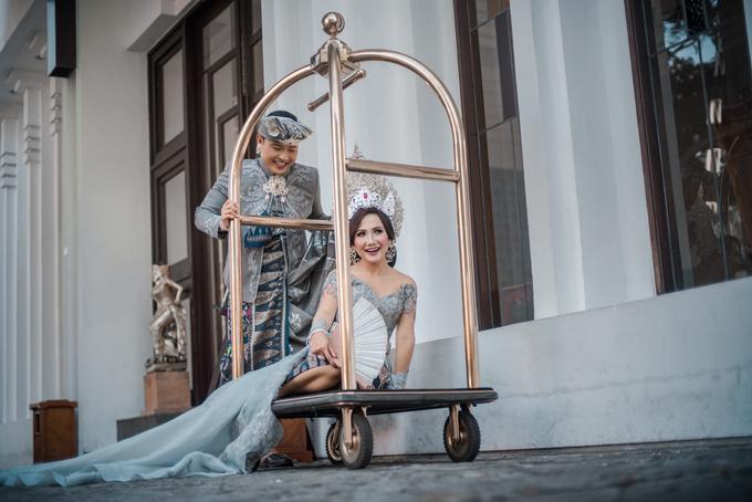 The Wedding of Dede & Rahayu by Historia Wedding Planner - 002