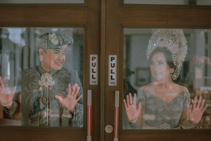 The Wedding of Dede & Rahayu by Historia Wedding Planner - 003