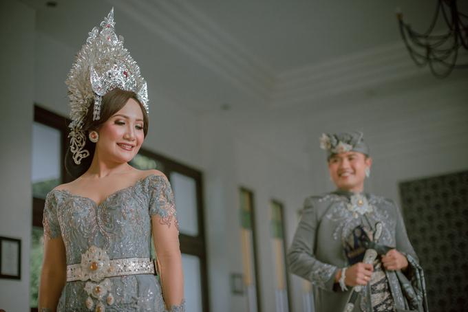 The Wedding of Dede & Rahayu by Historia Wedding Planner - 004