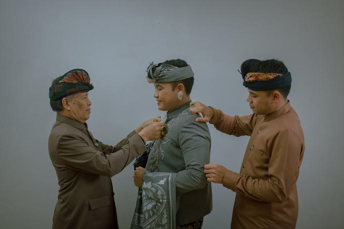 The Wedding of Dede & Rahayu by Historia Wedding Planner - 005