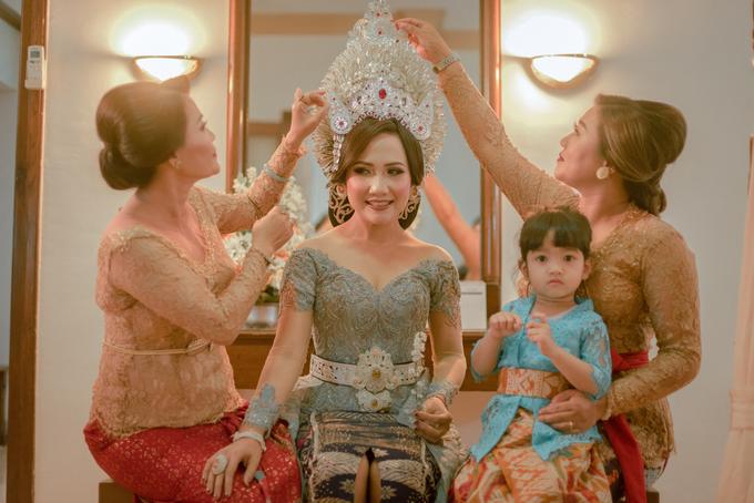 The Wedding of Dede & Rahayu by Historia Wedding Planner - 007