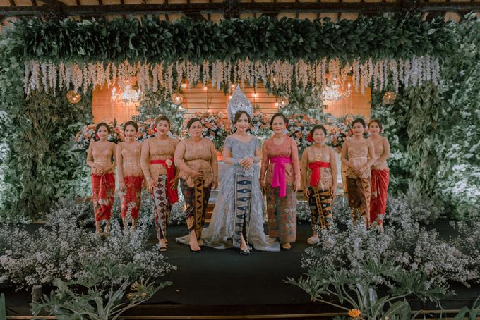 The Wedding of Dede & Rahayu by Historia Wedding Planner - 008