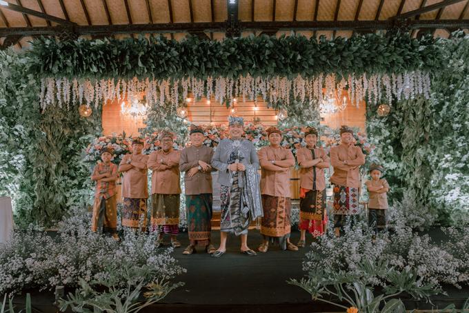 The Wedding of Dede & Rahayu by Historia Wedding Planner - 009