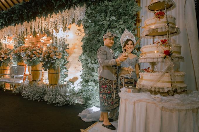 The Wedding of Dede & Rahayu by Historia Wedding Planner - 011