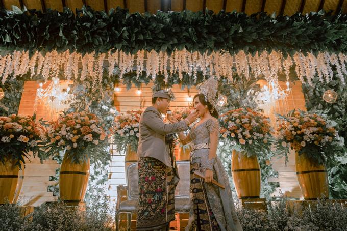 The Wedding of Dede & Rahayu by Historia Wedding Planner - 012
