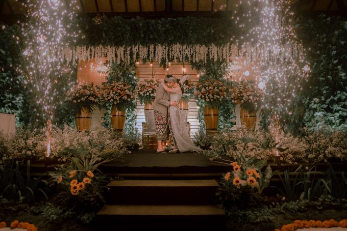 The Wedding of Dede & Rahayu by Historia Wedding Planner - 014