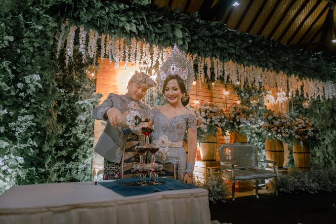 The Wedding of Dede & Rahayu by Historia Wedding Planner - 015