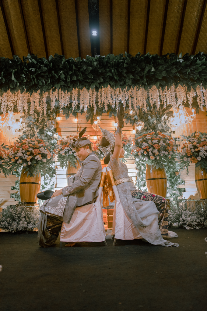The Wedding of Dede & Rahayu by Historia Wedding Planner - 016