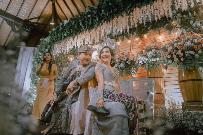 The Wedding of Dede & Rahayu by Historia Wedding Planner - 017