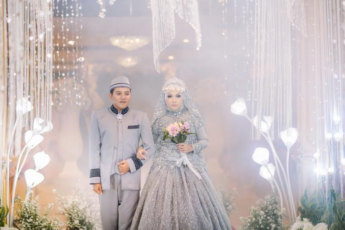 The Wedding of Machrus & Giska by Historia Wedding Planner - 002