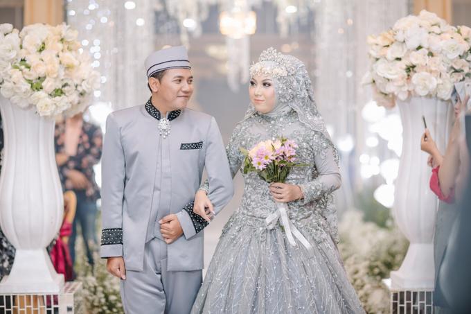 The Wedding of Machrus & Giska by Historia Wedding Planner - 003