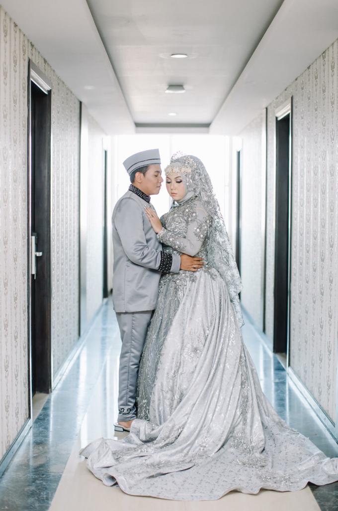 The Wedding of Machrus & Giska by Historia Wedding Planner - 005